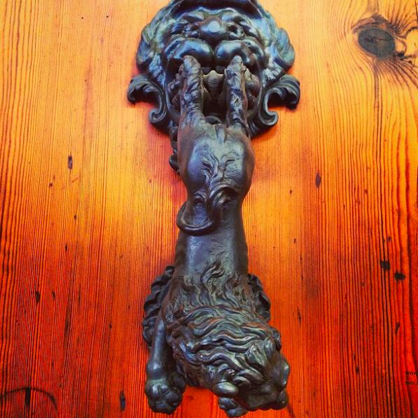 Doorknob 3