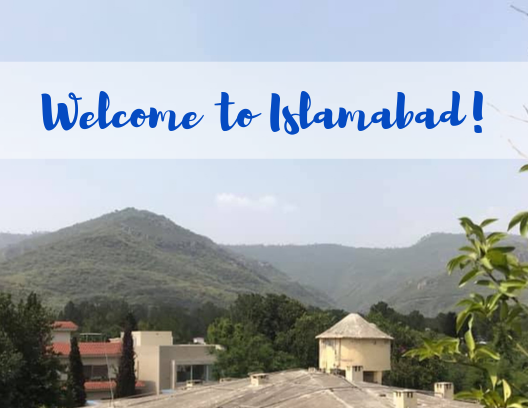 Welcome to Islamabad